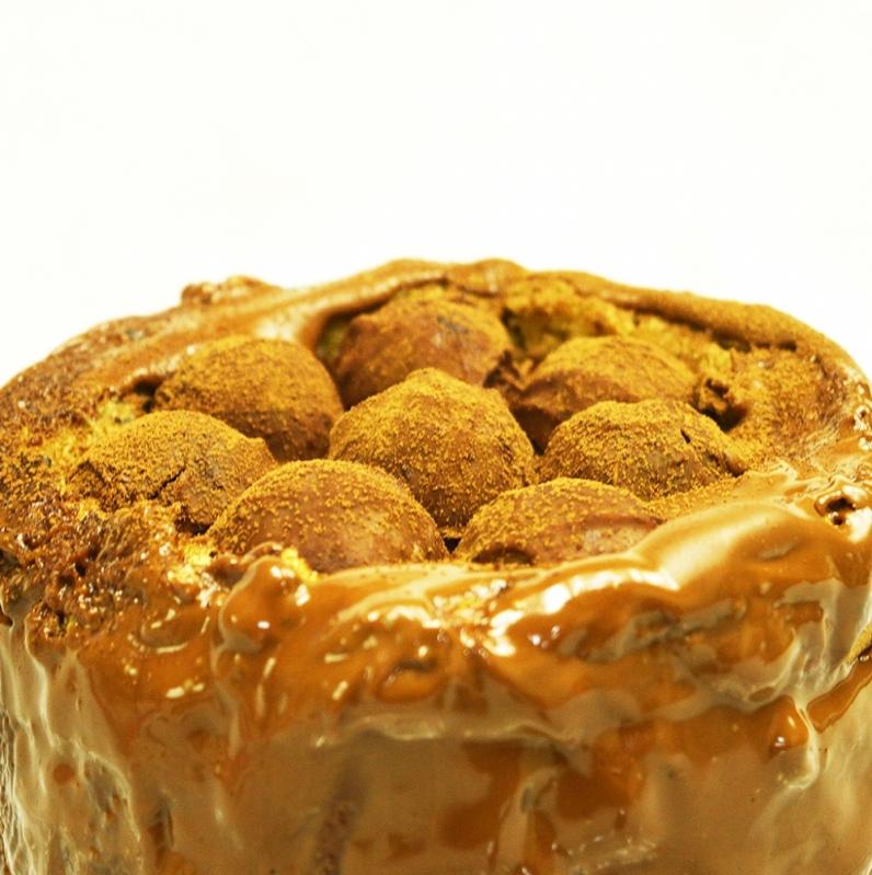 Chocotone Trufado Chocolate Preço Artur Alvim - Panetone Trufado Bauducco