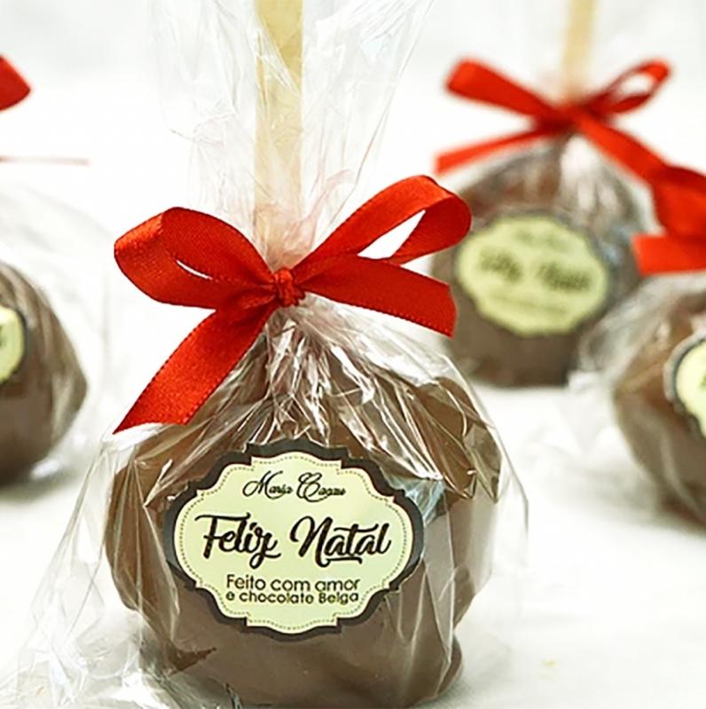 Chocotone Trufado Chocolate Campo Limpo - Panetone Trufado de Chocolate