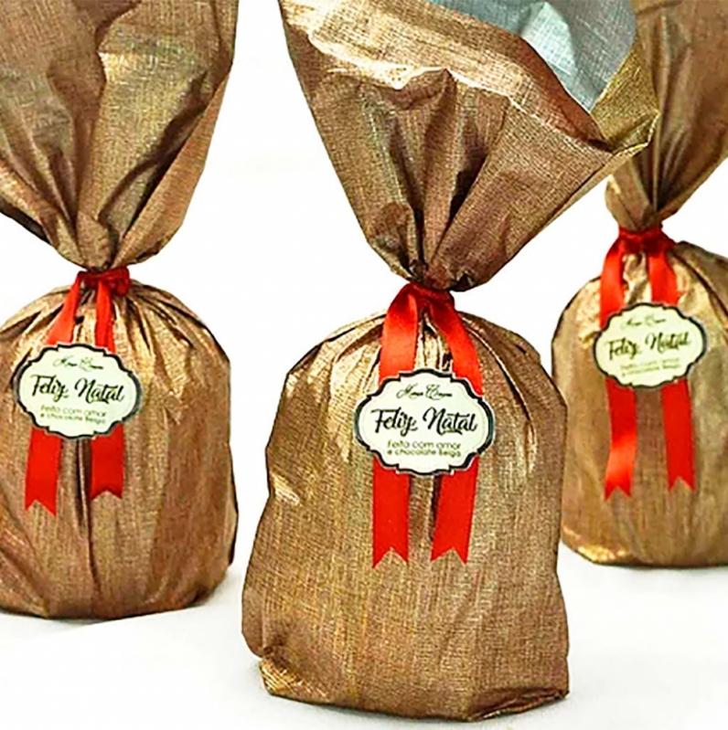 Empresa de Mini Panetone Trufado Freguesia do Ó - Panetone Trufado Chocolate