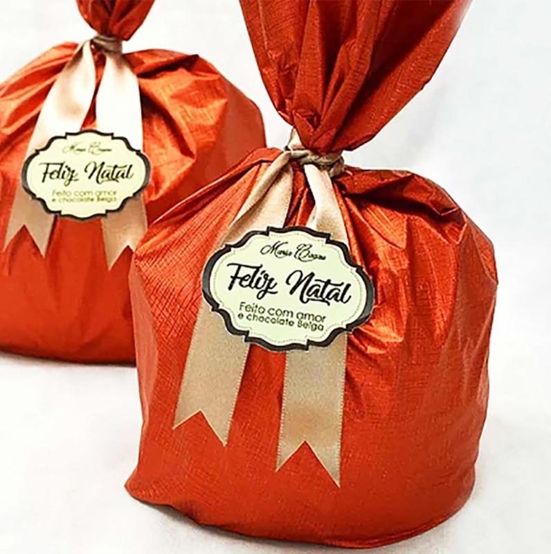 Preço de Chocotone Trufado Chocolate Alto do Pari - Panetone Trufado Artesanal