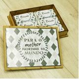 lembrancinhas de maternidade padrinhos Parque São Lucas