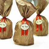 panetone trufado chocolate Campinas