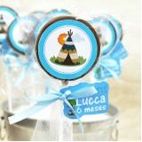 pirulito de chocolate aniversário Jardim Paulistano