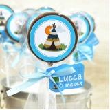 pirulito de chocolate para aniversário Jardim São Luiz