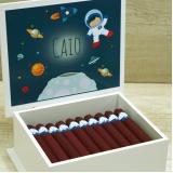 preço de charuto de chocolate de maternidade Santo Amaro